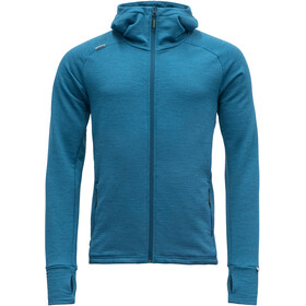 Devold Nibba Jacket Men blue melange